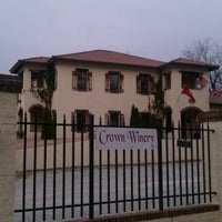 Photo taken at Crown Winery LLC by Christopher H. on 12/26/2011