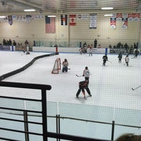 Photo taken at Edge Ice Arena by Jenn R. on 11/19/2011
