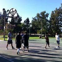 Photo taken at William Steinmetz Park by Shaina P. on 8/6/2012