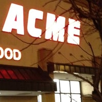 Photo taken at ACME Markets by Mike P. on 1/17/2012