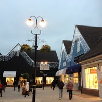 Photo taken at Bicester Village by Emily T. on 11/2/2011