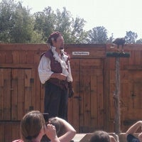 Photo taken at Sherwood Forest Faire by John F. on 3/26/2011
