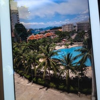 Photo taken at Jomtien View Talay  Condominiums Pattaya by Wiraporn K. on 8/21/2012