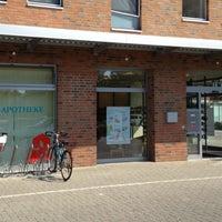 Photo taken at Post Apotheke by Thorsten S. on 7/27/2012
