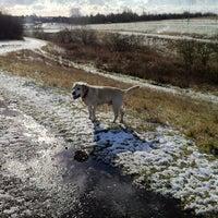 Photo taken at Pye Green Valley by John H. on 2/19/2012