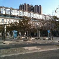 Photo taken at Plaza Yamaguchi by Javier A. on 2/10/2012