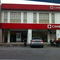 Photo taken at CIMB Bank by Fairus B. on 8/6/2012