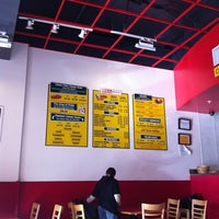 Photo taken at Cheese Steak Shop by JeSsY on 1/17/2011