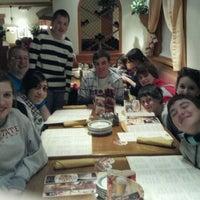 Photo taken at Olive Garden by Krysten L. on 11/18/2011