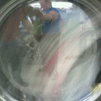 Photo taken at Magazine St. Laundromat by Ani E. on 10/13/2011