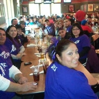 Photo taken at Buffalo Wild Wings by Luciano N. on 4/28/2012