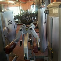 Photo taken at High Definition Fitness Center by Ronny V. on 7/25/2012