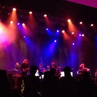 Photo taken at Thomas Wolfe Auditorium by John J. on 10/29/2011