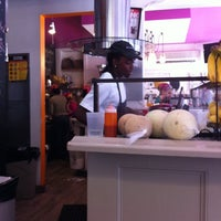 Photo taken at Ms. Dahlia's Cafe by Edgar M. on 9/16/2011