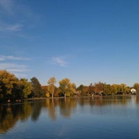 Photo taken at Washington Park by Rachel S. on 10/24/2011