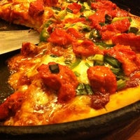 Photo taken at Joey's Pizza by Mahalaxmi N. on 1/14/2012