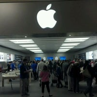 Photo taken at Apple Store, Short Hills by Robert D. on 3/25/2012