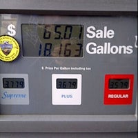 Photo taken at Chevron by John L. on 12/12/2011
