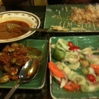 Photo taken at Restoran Kari Kepala Ikan SG by Stephanie S. on 6/12/2011