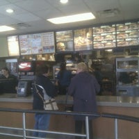 Photo taken at Burger King by Don B. on 12/9/2011
