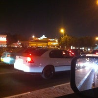 Photo taken at Ramada Intersection by Bo.s3ed .. on 4/8/2012