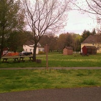Photo taken at East Jersey Olde Towne Village by Dave on 4/24/2011