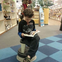 Photo taken at Page 1 Books by Dannie M. on 5/10/2012