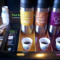 Photo taken at Starbucks by Josh C. on 1/12/2012