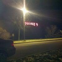 Photo taken at Palace 9 Cinemas by Matthew P. on 12/9/2011