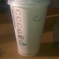 Photo taken at Starbucks by Sushia on 10/7/2011