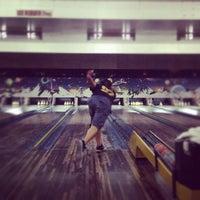 Photo taken at Super Bowling Lanes by Kal E. on 2/11/2012