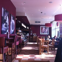 Photo taken at Costa Coffee by Peteris E. on 4/12/2012