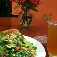Photo taken at New Moon Cafe by Janet L. on 8/8/2012