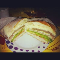 Photo taken at Betts Burger by Gabriela P. on 7/2/2012