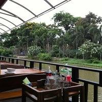 Photo taken at Baan Chan Krung by Manasit S. on 6/24/2012