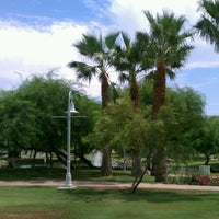 Photo taken at La Quinta Public Library by Melody A. on 9/5/2012