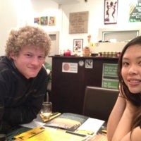 Photo taken at Caribbean Coffee House by Rachel on 9/7/2012
