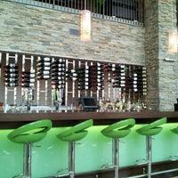Photo taken at Silo .5% Wine Bar by Deborah K. on 9/5/2012