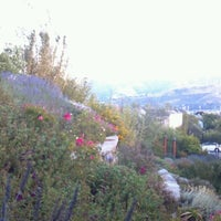 Photo taken at Visitacion Valley Greenway by Justin M. on 8/14/2012
