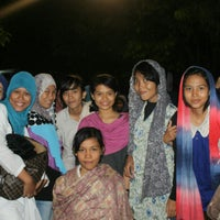 Photo taken at SMAN 12 Makassar by Nadyah P. on 8/29/2012