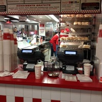 Photo taken at Five Guys by Reese P. on 5/7/2012