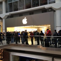 Photo taken at Apple Eaton Centre by Colin J. on 3/16/2012