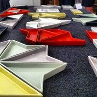 Photo taken at Galería Mexicana de Diseño by Mau W. on 8/31/2012