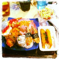 Photo taken at Moonstar Restaurant by Mira T. on 3/15/2012