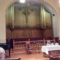 Photo taken at First Presbyterian Church by Bob W. on 9/2/2012