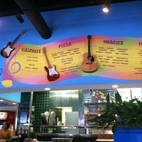 Photo taken at Mellow Mushroom by Angela G. on 3/26/2012