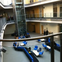 Photo taken at ESLC (Engineering and Science Learning Centre) University of Nottingham by Gabriele N. on 3/1/2012