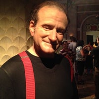 Photo taken at Madame Tussauds New York by Gülbin D. on 8/19/2012