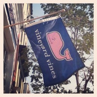 Photo taken at Vineyard Vines by Andy on 7/5/2012