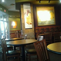 Photo taken at Panera Bread by Rob h. on 8/25/2012